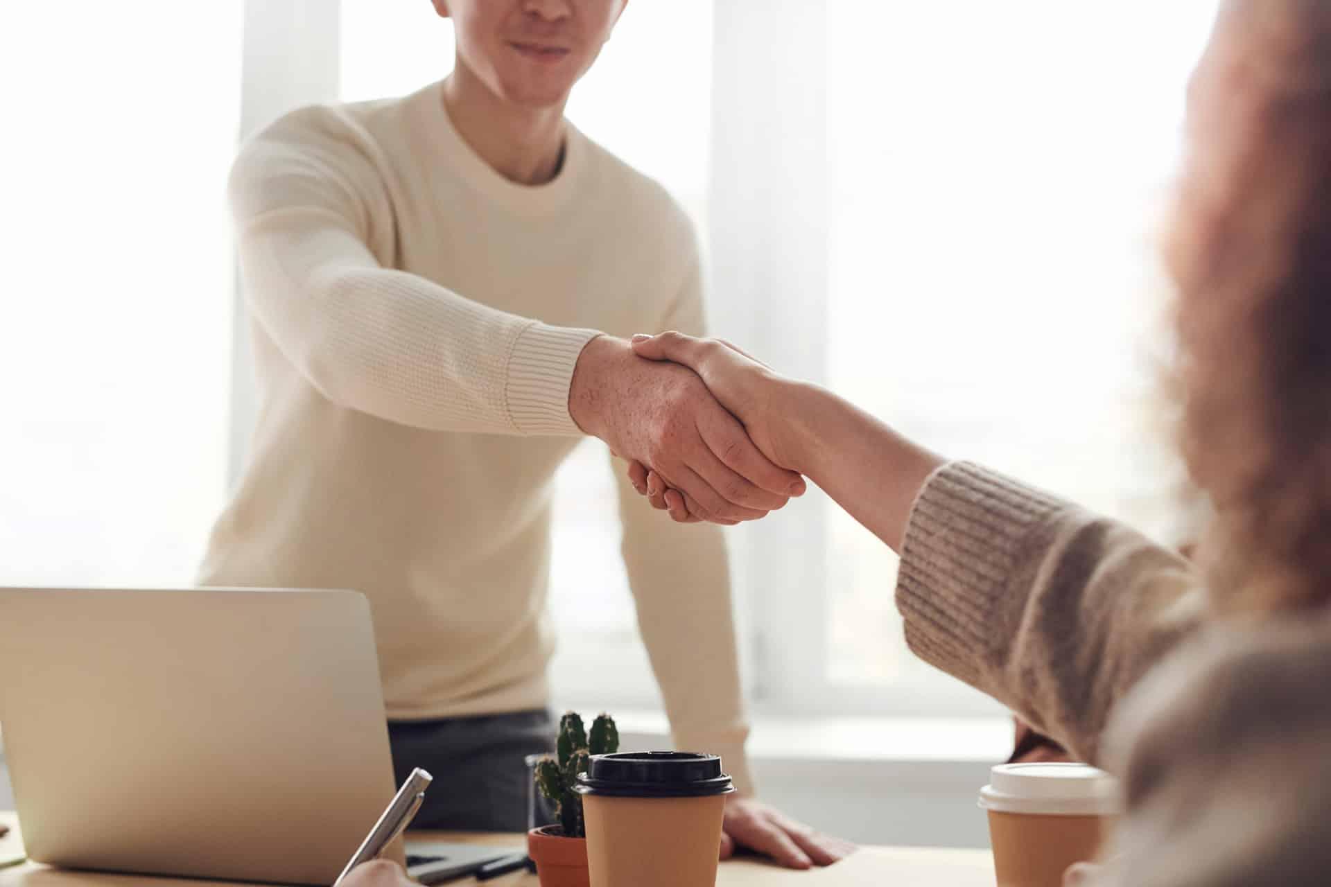 get a job offer after any job interview