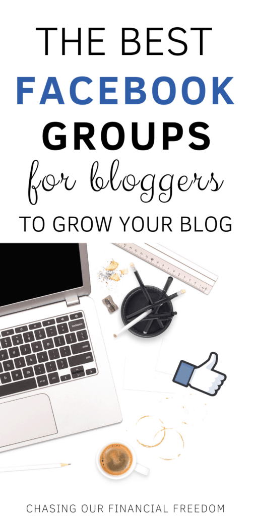 The best Facebook groups for bloggers
