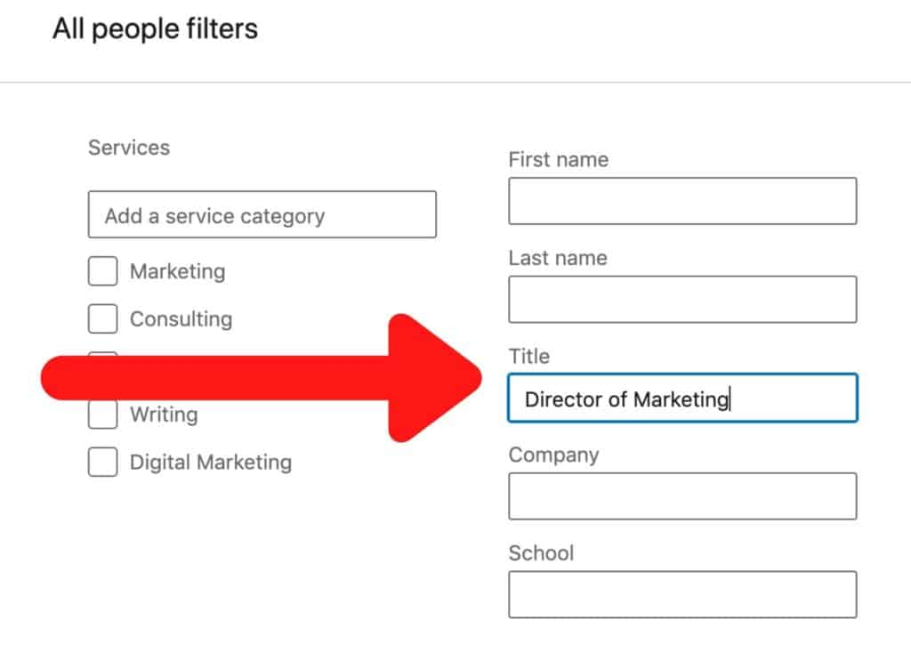 Employee referral example