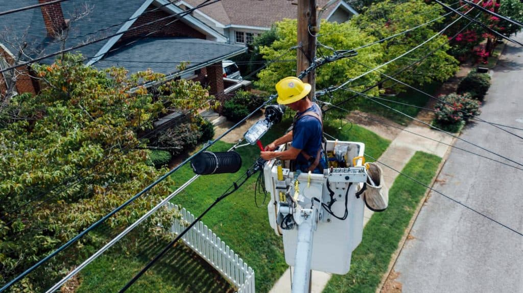 Public Utility jobs are recession-proof