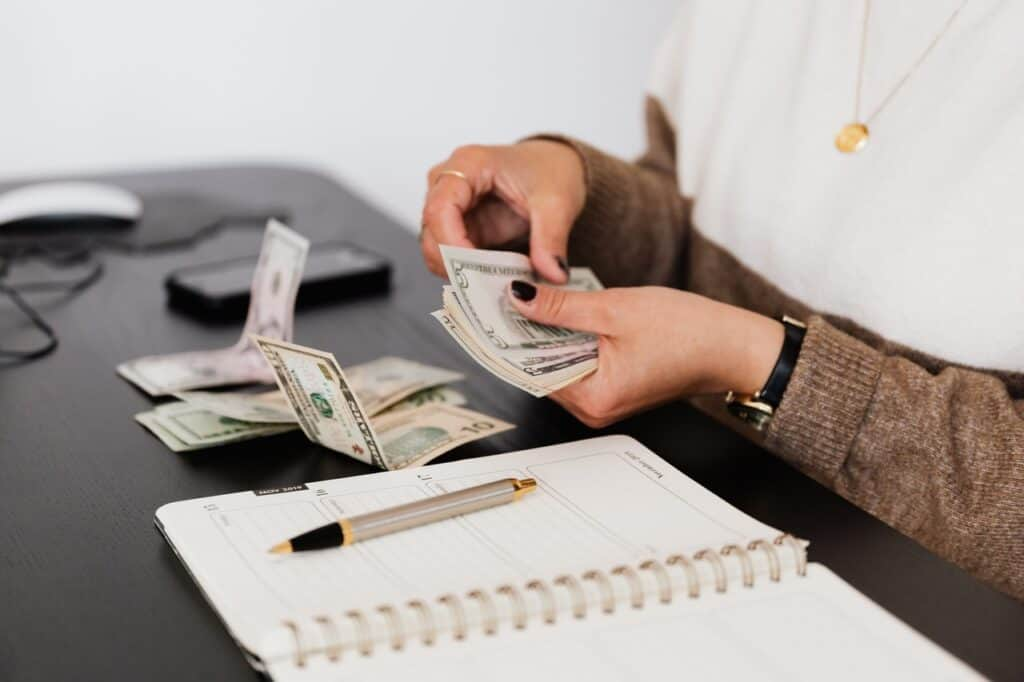 plan your finances after a layoff